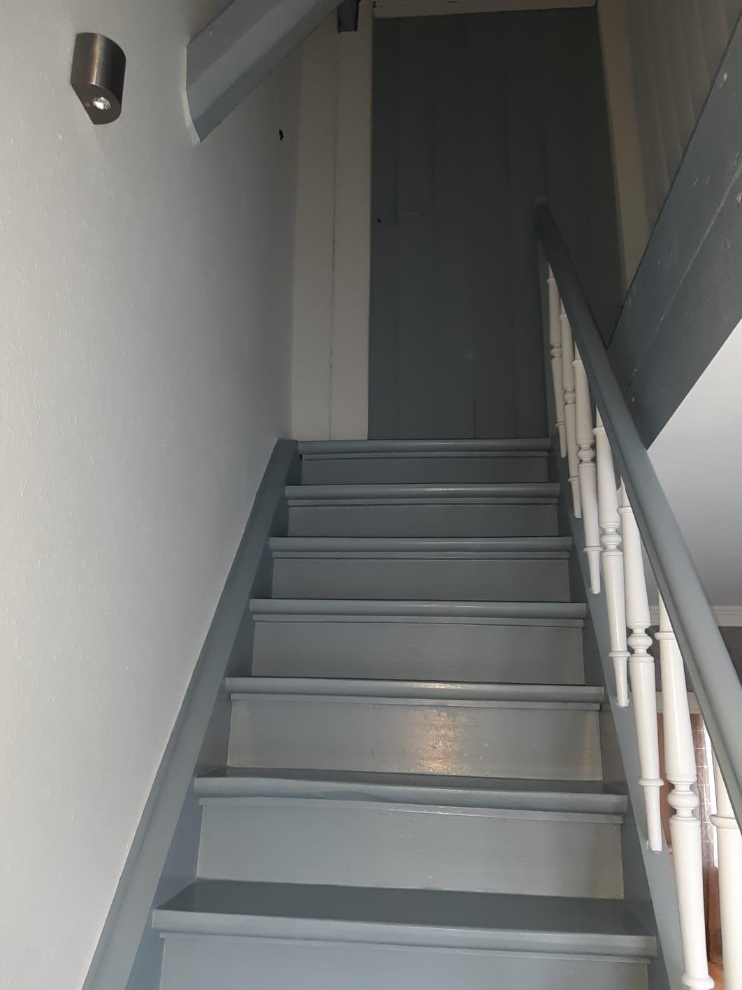 Treppenhaus im Altbau