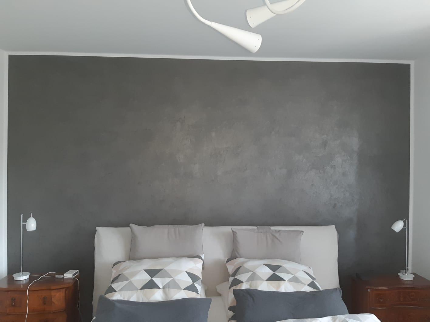 Spachteltechnik von Maler Kamper